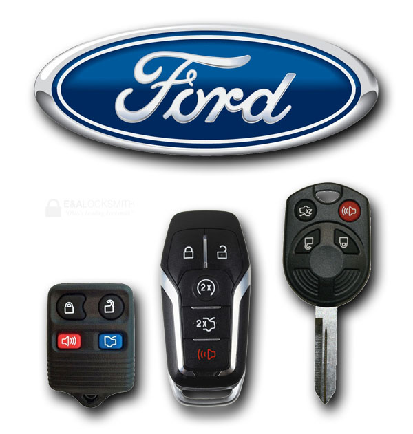 I Need A New Key For My Ford!